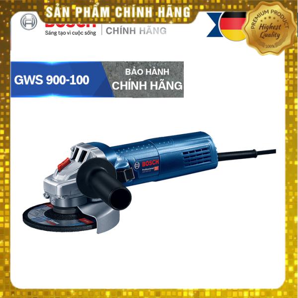 Máy mài góc Boch GWS 900-100 (Hộp giấy)