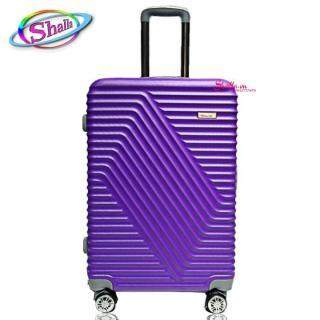 Vali nhựa cứng 20 inch Vân ảnh Shalla VL136 (Màu ngẫu nhiên giá rẻ) thumbnail