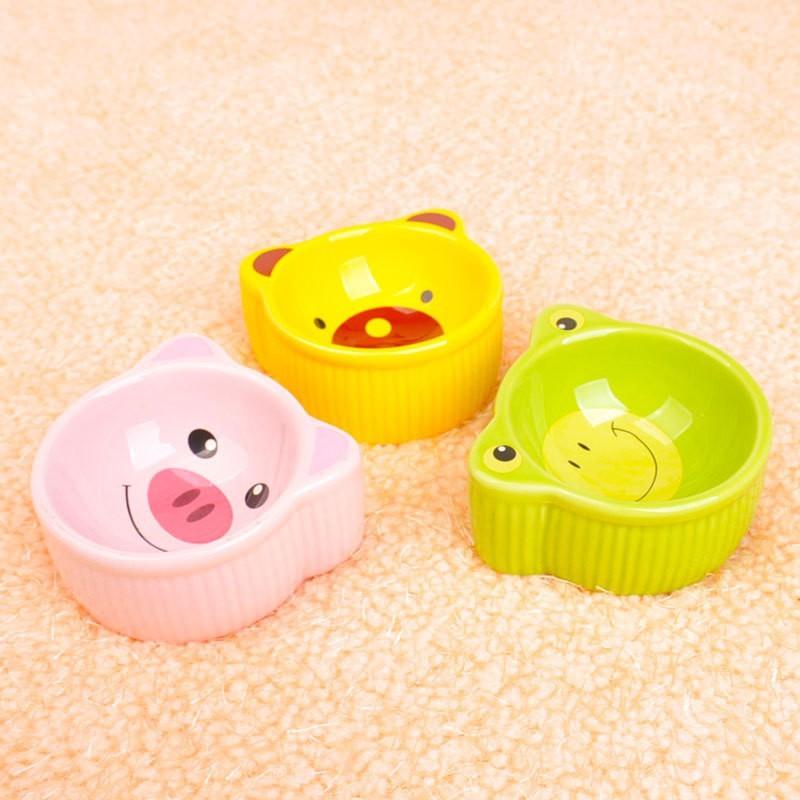 Bát Ăn Cho Hamster Hình Con Vật