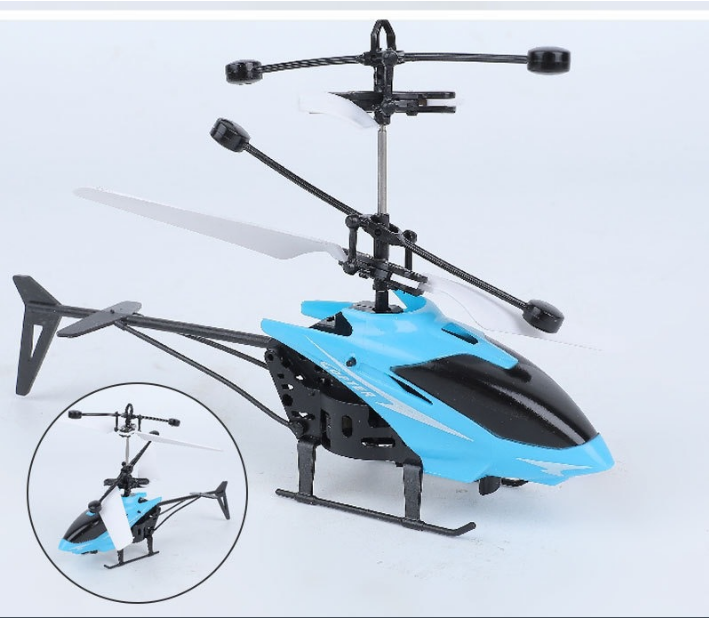 [MIỄN PHÍ GIAO HÀNG] Máy bay điều khiển từ xa cảm ứng bằng tay A001 dành cho bé, giúp bé vui chơi vận động, phát triển thể chất