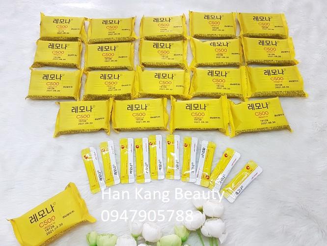 Vitamin C lemona C500 2gx10g cao cấp