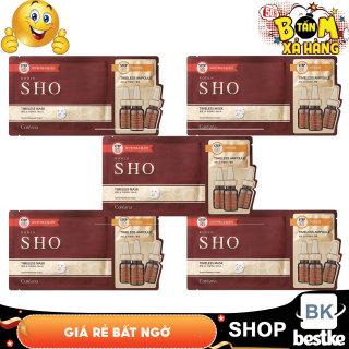 Mặt nạ dưỡng và chống lão hóa da RODIN SHO TIMELESS AMPOULE MASK, Set 5 Gói, Mỗi Gói 28.5 ml, Shop BK-bestke thumbnail
