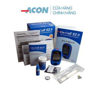 Máy đo đường huyết On-Call EZ II thumbnail