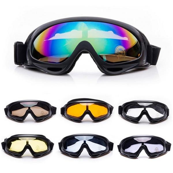 Giá bán Kính đi xe máy Kính chống gió mùa đông Kính trượt tuyết Kính thể thao ngoài trời cs Kính trượt tuyết Kính râm chống bụi đi xe đạp UV400