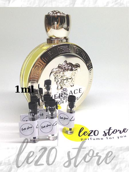 [Mẫu thử 1ml] Nước hoa nữ chính hãng Versace Eros pour femme  - nước hoa nữ thơm lâu - nuoc hoa versace
