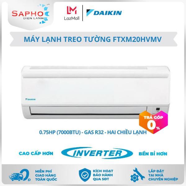 Máy Lạnh Treo Tường FTXM20HVMV – Daikin 7000btu Inverter - Gas R32 - Điều hòa chính hãng - Điện máy SAPHO