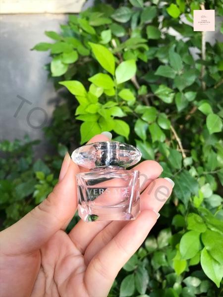 [Mini 5ml] (Hàng Sephora) Nước Hoa Versace Bright Crystal Thơm Mát Dịu Ngọt Minisize 5ml