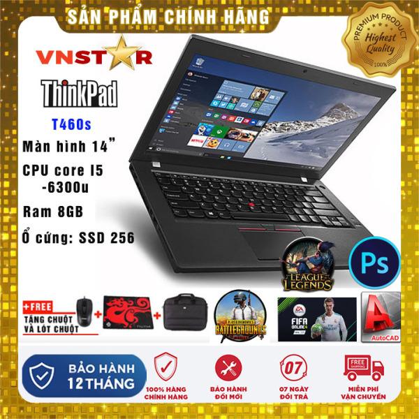 Bảng giá Laptop Lenovo ThinkPad T460s i5-6300U   Ram 8GB   SSD 256Gb 14   FHD - Nhập khẩu USA Phong Vũ