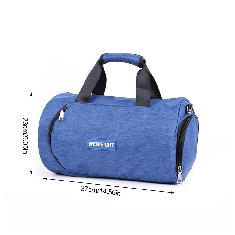 Bảng giá Fitness Bag Male Dry Wet Sports Bag Female Slung Large Capacity Short Travel Bag Portable Duffel Bag Swimming Bag