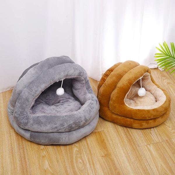 Nệm ngủ siêu ấm dành cho chó mèo HT12-15