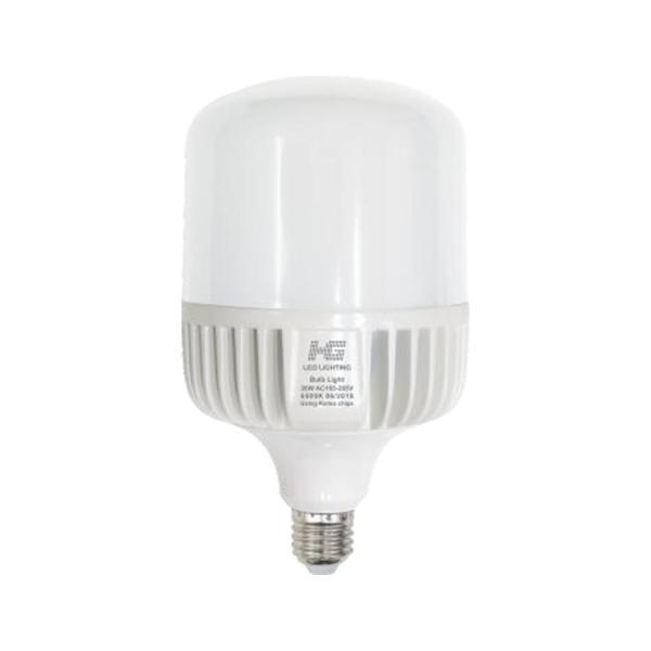 Bóng đèn led bulb trụ thân nhôm cao cấp 50w sáng trắng (sáng gấp 3 lần bóng led thường)