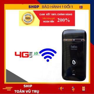 Router Wifi BeBo MF65 - Bộ Phát Wifi Tốc Độ Cao, Nhỏ Gọn, Tiện Lợi phát sóng wifi không dây từ sim 3g 4g - TẶNG KÈM SIÊU SIM 4G từ MƯỜNG THANH ROYAL thumbnail