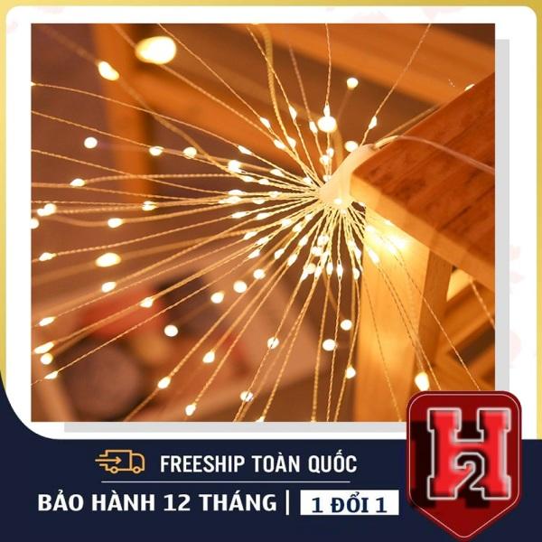 Đèn Trang Trí Nhà Cửa, Quán Coffe VN09-Đèn Led Dây, Đèn Điều Khiển Từ Xa,, Đèn Dây 5 Chế Độ, Nhiều Màu