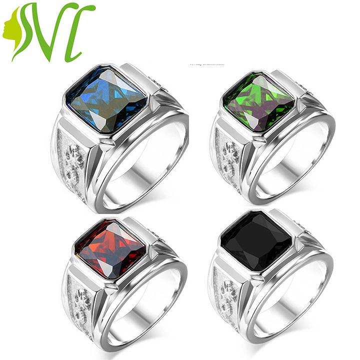 [HCM]Nhẫn titan rồng màu bạch kim không đen dị ứng
