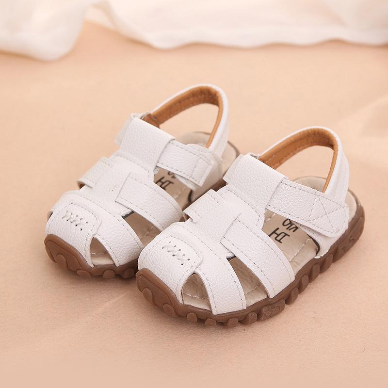 Giày dép tập đi đế mềm cho bé trai bé gái từ 1 - 3 tuổi Nhật Bản