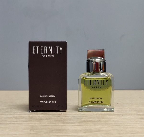 Nước hoa mini Nam CK Eternity For Men EDP 10ml