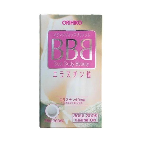 Viên Uống Nở Ngực Orihiro BBB Chính Hãng Nhật Bản 300 Viên giá rẻ