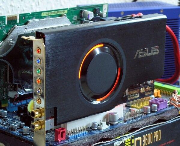 Giá Card âm thanh Asus Xonar D2/PM Internal 7.1 PCI