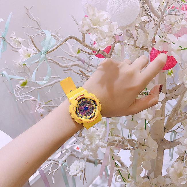 Đồng Hồ Thể Thao Unisex Shhors Sport Watch (Ảnh Thực 100%, Bảo Hành Free 12 Tháng). bán chạy