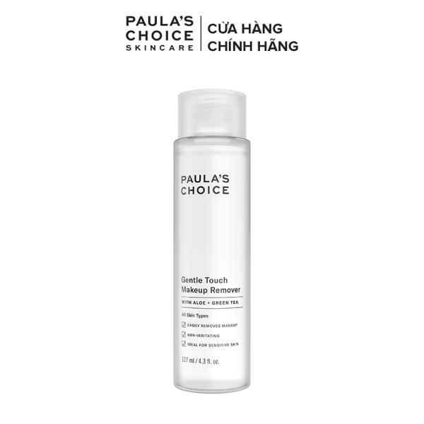 Nước tẩy trang 2 trong 1 dịu nhẹ Paula's Choice Gentle Touch Makeup Remover 127ml 3100 giá rẻ