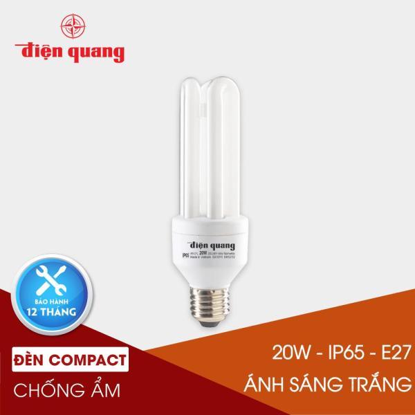 Đèn Compact Điện Quang ĐQ-CFL-AW-3U-20W-DL-E27