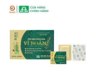 Viên ngậm dưỡng họng, thảo dược, tiêu viêm Vĩ Ngân - Hộp 100 viên - VN1-01, giúp kháng khuẩn, tiêu viêm, giảm đau, tái tạo tế bào, mau lành tổn thương niêm mạc thumbnail