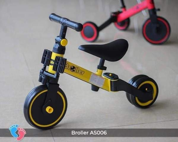 Phân phối Xe chòi có bàn đạp thăng bằng 3 trong 1 ( cho bé từ 1 tới 5 tuổi )