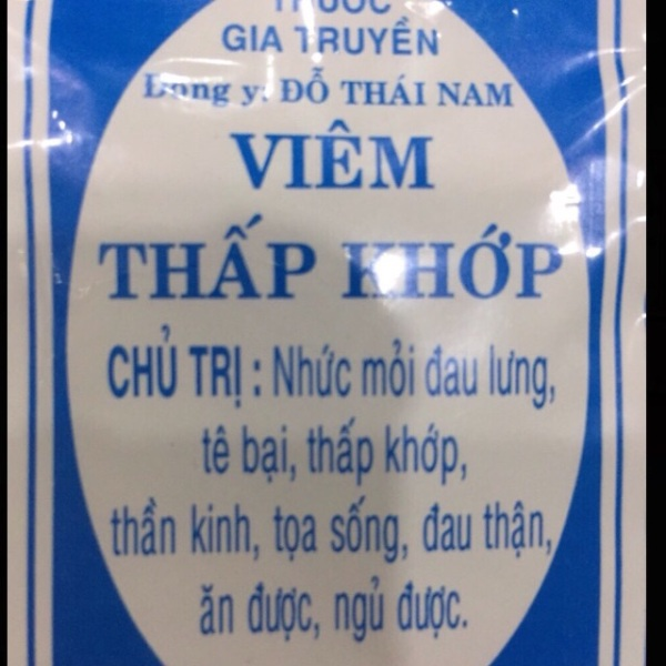 50 gói viêm khớp bột Đỗ Thái Nam