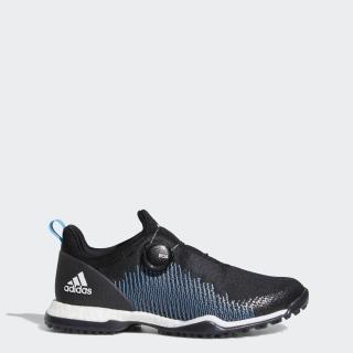 adidas GOLF Giày Forgefiber Boa Nữ Màu đen BB7853 thumbnail