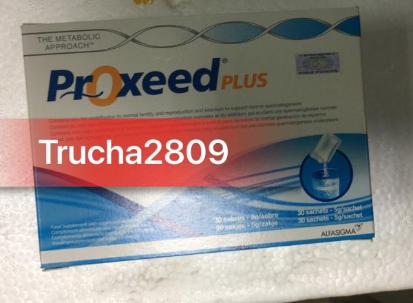 Proxeed Plus tăng cường sức khỏe