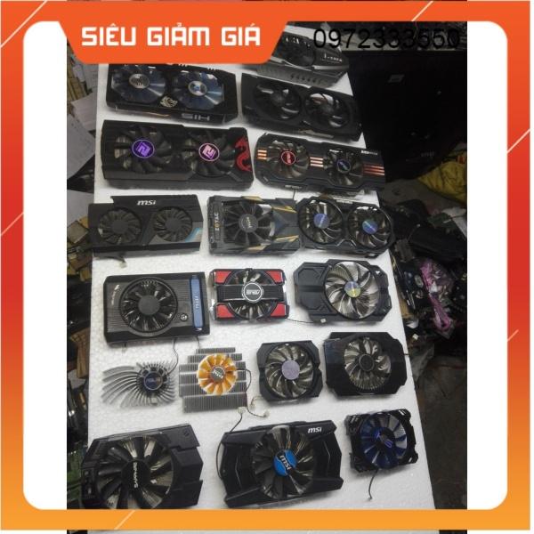 Bảng giá Fan tản nhiệt Card Màn Hình VGA Giga 630 730 750ti Phong Vũ