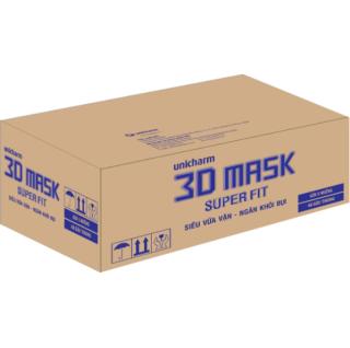 [HCM]1 THÙNG 48 GÓI UNICHARM 3D MASK thumbnail