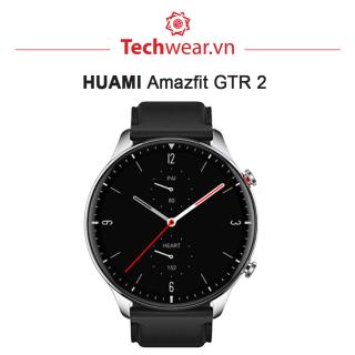 [Trả góp 0%]Đồng hồ thông minh Huami Amazfit GTR 2- Phiên bản quốc tế có Tiếng Việt Chính hãng mới 100% nguyên seal hộp Bảo Hành 12 Tháng thumbnail