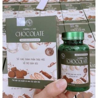 Ke o Socola Giảm Cân Slimming Care Chocolate Chính Hãng Mẫu Mới 4