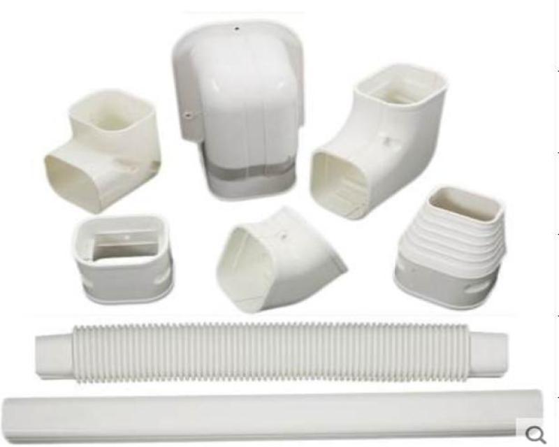 Bảng giá WIPCOOL Bộ ống, khớp nối nhựa PVC đầu bọc bao tường SET 100*65mm Điện máy Pico