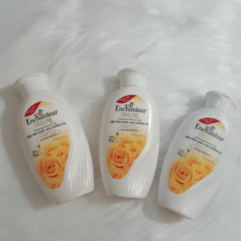 Sữa tắm Enchanteur 100g nhập khẩu
