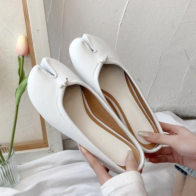 Giày Công Sở Nữ Đế Bệt Bít Mũi, Giày Sục Móng Heo Hàn Quốc, Giày Lười Đế Mềm Hàn Quốc Cho Nữ Xu hướng 2020. giá rẻ