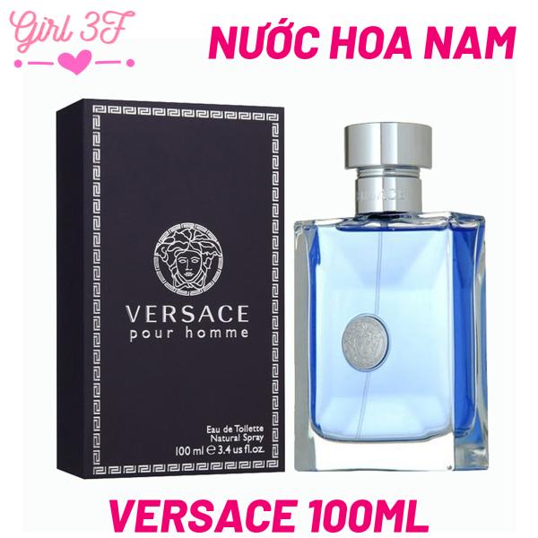 Nước hoa nam Ver pour homme dung tích 100ml hương thơm nam tính mạnh mẽ