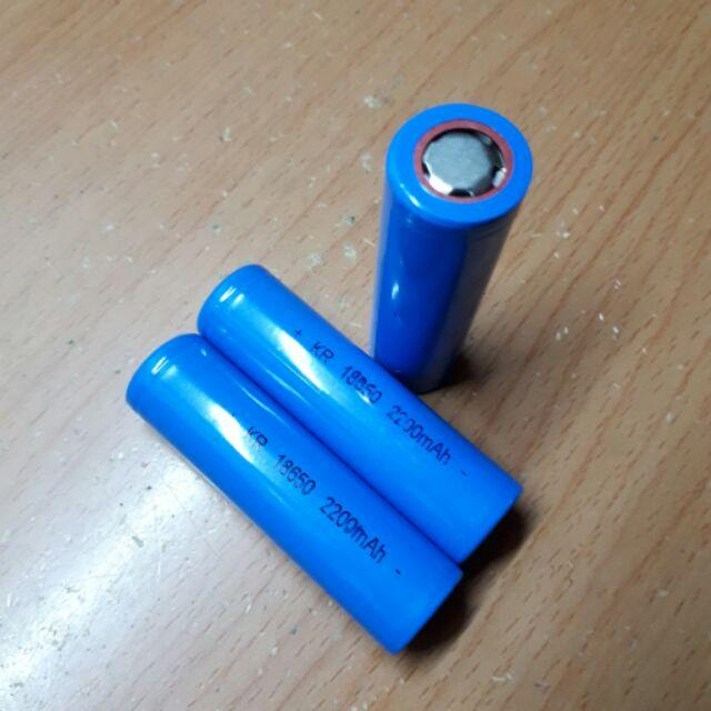 Pin Sạc 4200mAh Siêu Bền Dùng Cho Quạt MINI đèn Pin Tông đơ Cắt Tóc Giá Cực Cool