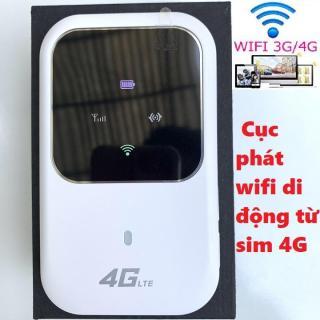 Cục phát wifi mới MF80 - cục wifi từ sim 4G - bản mới hàng chuẩn 4g lte - Tặng kèm siêu sim 4G KÈM BẢO HÀNH từ MƯỜNG THANH ROYAL thumbnail
