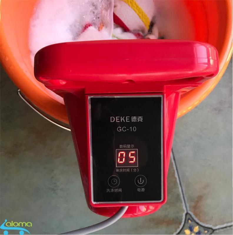 Bảng giá Máy giặt mini tại xô DEKE GT-16AC có hẹn giờ và đảo chiều xoáy cực mạnh cho sinh viên và em bé tiện lợi Điện máy Pico