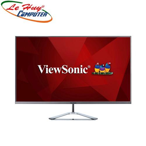 Màn Hình Viewsonic Vx2776-Smhd (27 Inch/Fhd/Led/Ips/60Hz/5Ms/250 Nits/Dp+Hdmi+Vga)