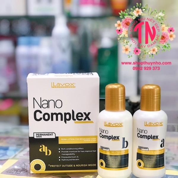 THUỐC UỐN LẠNH SIÊU DƯỠNG LAVOX NANO COMPLEX 100ml x 2 giá rẻ