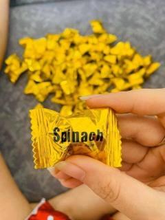 [BÁN SỈ] kẹo SPINACH 3 viên- mẫu mới - date mới thumbnail