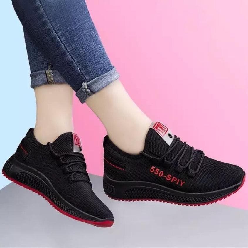 (SIÊU RẺ) Giày thể thao thoáng khí siêu đẹp cho nữ - MH77 giá rẻ
