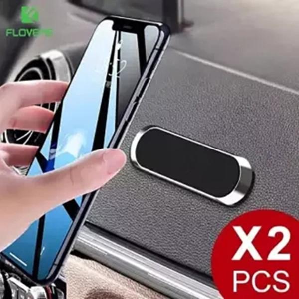 Giá Để Điện Thoại Từ Tính FLOVEME, Giá Đỡ Điện Thoại Từ Tính Mini Trong Xe Hơi Cho iPhone 12 Pro Max 3.5-7 Inch iPhone 12Mini Samsung Xiaomi |Dũng|