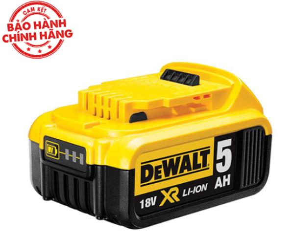 [HÀNG CHÍNH HÃNG] Pin Dewalt DCB184-B1 18V-5.0Ah