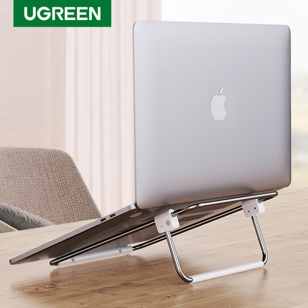Bảng giá UGREEN Laptop Stand Slim Lightweight Aluminum Laptop Bracket Adjustable Portable Laptop Pad Notebook Stand For 11-17 Inches Laptop Computer Macbook Phong Vũ