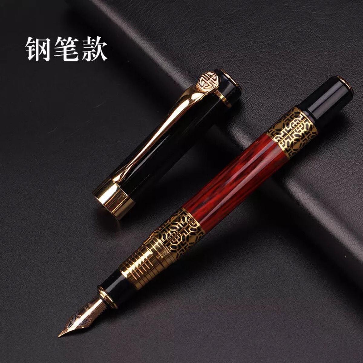 Mua Bút Máy Cao Cấp Hero 530 Ngòi 0.5mm Hơn cả Bút máy Hồng Hà, Bút Máy Kim Thành