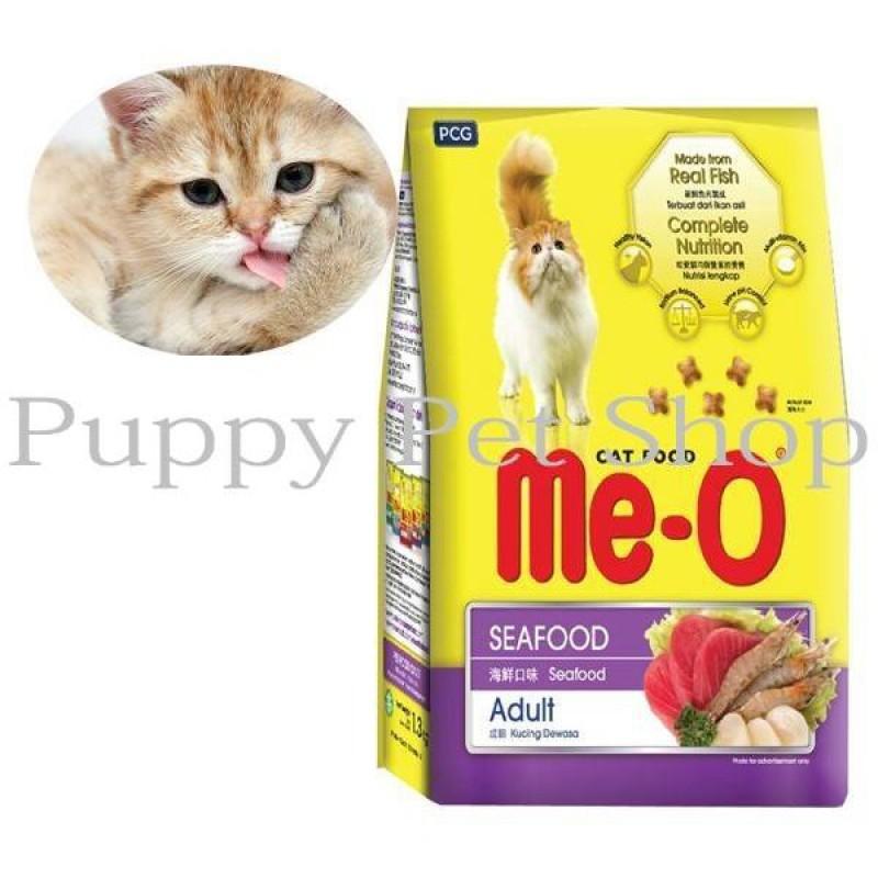 Thức Ăn Khô Cho Mèo Me-O Cat 350G - Dành Cho Mèo Trên 1 Tuổi